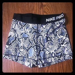 Nike Pro Volleyball Spandex